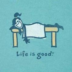 Life is Good ~ massage