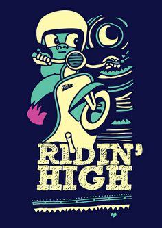 The Midnight Adventures of Ziko - Ridin' High