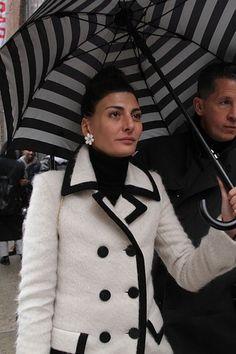 Giovanna Battaglia = beyond chic!
