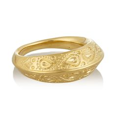 Shop Jewelry Pieces That Are Perfect to Wear to the Beach: We're all for wearing a million pieces of jewelry on the beach, so we put together a list of all our affordable beach-proof favorites you can enjoy. -- Aurélie Bidermann Apache Gold-Plated Ring  |  coveteur.com