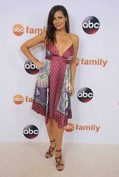 Constance Marie, Abc Family, Abs, Summer Dresses, Fashion, Moda, Crunches, Summer Sundresses, Fashion Styles