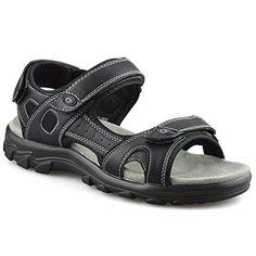 9992c17ee2a9 Differente Mens New Hiking Walking Summer Beach Mules Sports trekking  sandals... amazon.co.uk