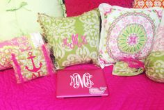 Pink and green addiction