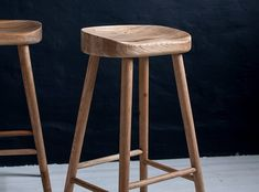 Weathered oak bar stool with an ergonomic seat. Made from solid oak which has been lightly oiled. Perfect height at Free Mainland UK delivery. Office Bar, Kitchen Office, New Kitchen, Kitchen Ideas, Oak Bar Stools, Breakfast Bar Stools, Weathered Oak, Solid Oak, Home Improvement