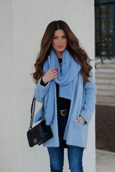 Lente modetrend 2014: Lichtblauw - Girlscene