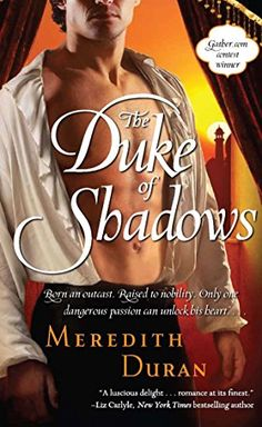 The Duke of Shadows (English Edition) par [Duran, Meredith]