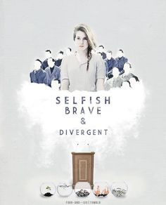 Spoiler alert guys... tris is divergent...! I'm sorry I just had to say it I know I ruined the book for all y'all!