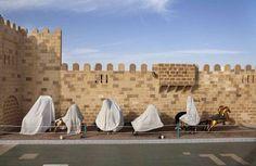 Sharm El Sheikh est devenue une ville fantôme après certains bombardements qui ont secoués le pays. La cité est triste à voir dans cet état ...