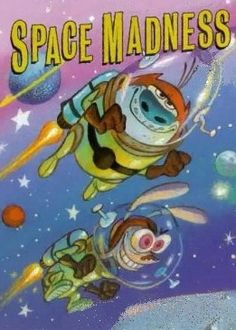 Ren & Stimpy in Space Madness