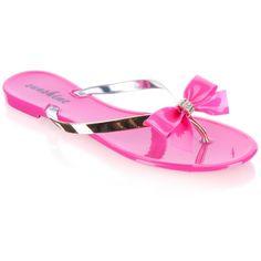 Sandałki Jelly3 Fuschia