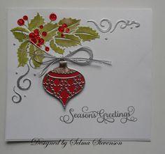 "Memory Box ""Snowflake Ornament"