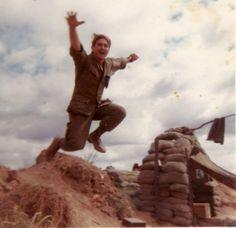 """Delta Company, 2nd Platoon, 5th Cavalry Regiment 1970 (Hayden """"Bummy"""" Baumgartner)"""