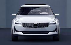 Gashetka | Transportation Design — 2016 | Volvo Concept 40.2 | Source