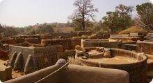 Voyage au Burkina Faso - Des Peuples Songhaïs aux  Eléphants de Nazinga