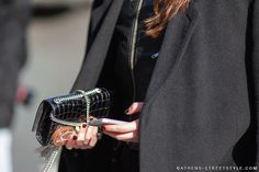 Paris-Fashion-Week-Fall-Winter-2014-2015-Street-Style Chanel Boy Bag, Latest Trends, Fashion Beauty, Personal Style, Saint Laurent, Street Style, Shoulder Bag, Bags, Athens