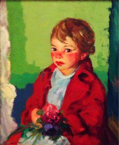 Robert Henri: Unknown subject/date