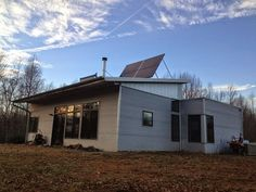Off Grid Passive Solar Prefab Home : Fresh Air Exchange, Illness, And Rag Fashion. Chock Full O' Recipes, Y'all!