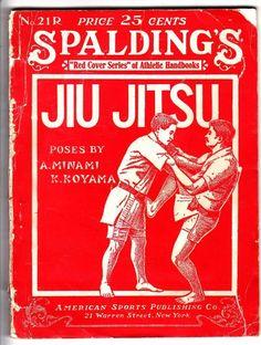 An instructional from the Progressive Era on Jiu-Jitsu