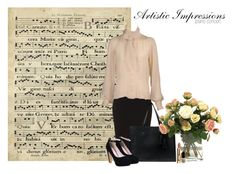 """""""Artistic Impressions #1"""" by rebecca-jeane on Polyvore"""
