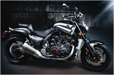 Yamaha vmax. (I can't wait to get my hands on this bike)