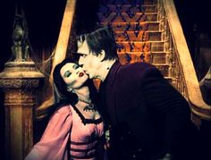 herman and lily munster - Google Search