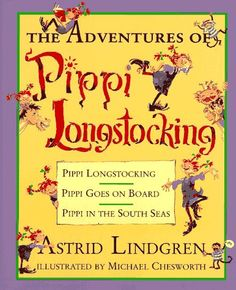 An enticing, newly illustrated collection of the enduringly popular Pippi stories. Since Pippi Longstocking was first published in 1950, the escapades of the incomparable Pippi,the girl with upside-down braids and no parents to tell her what to do, have delighted boys and girls alike.