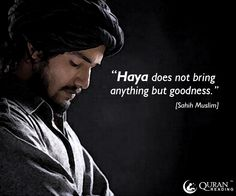 #Modesty #Hadith #Muslims