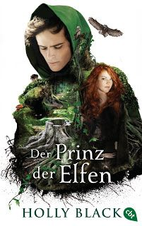 Gone With The Books - Review - Der Prinz der Elfen (The Darkest Part Of The Forest)