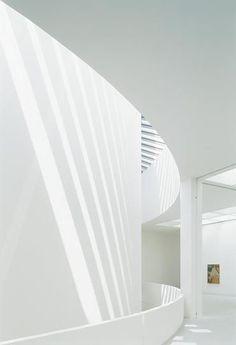 Pinakothek der Moderne, München   Stephan Braunfels Architekten #NaaiAntwerp