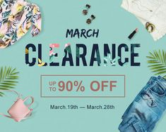 Collection 2018 March Clearance Of Specific Collection Page At Best Prices | NewChic.com Mobile