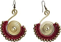 crochet earrings inspiration and some patterns...