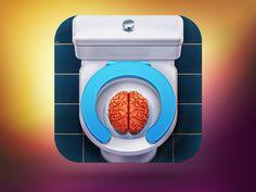 Toilet Teacher App Icon