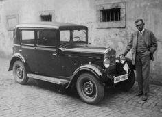 Saarländer mit Peugeot 201, um 1930-32