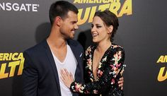 'Twilight' Romance Brewing? – Kristen Stewart And Taylor Lautner Seen Partying Together In Hollywood