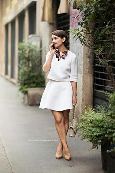 Chic, Skirts and Outfit ideas on Pinterest