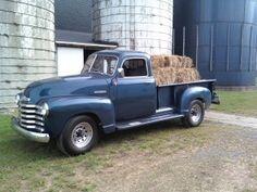 Chevrolet Classic truck restoration
