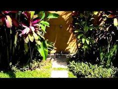 Villa Taman Rahasia - Secret Garden. Villa Rental Seminyak, Bali - YouTube