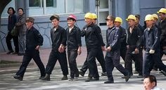 The problem of North Korean dispatched workers is must be solved. Because not only North Korean authorities are exploiting their salaries ans using the money for their own means but also the condition of these workers is much like slavery.