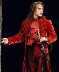 Erwin Schrott in 'Don Giovanni' at Covent Garden