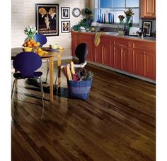 "View the Bruce CB277 Dundee Strip Mocha 2-1/4"" White Oak Hardwood Flooring at Build.com."