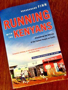 Correndo com os quenianos: segredos de um povo de campeões.
