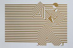 Image of Golden Ratio - Malika Favre