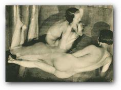 Bint photoBooks on INTernet: Métal more impressive : Études de nu Germaine Krull Photography