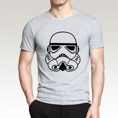 3979fe85a Men 2016 Summer Fashion star wars Yoda/Darth Vader Unique Masculine  Streetwear T-Shirt Man Casual T Shirts masks Words Hip Hop
