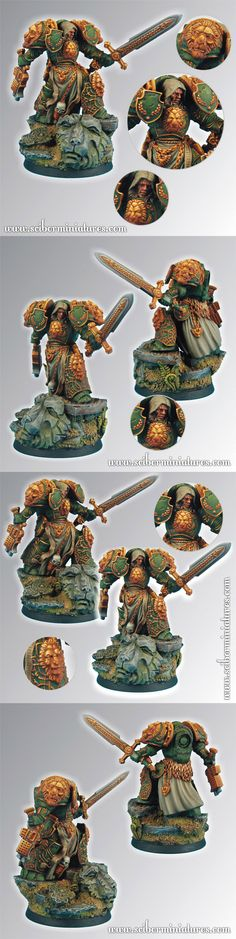 Beautiful color scheme and NMM