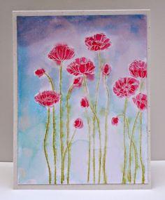 Marits blog: SU Pleasant Poppies