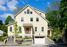 Custom Home Belmont MA traditional exterior