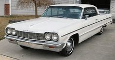 1964 chevy impala--wish my dad's looked this good today! 1969 Chevy Impala, 64 Impala, Car Chevrolet, Chevrolet Impala, Six Fours, Lowrider Art, Super Sport Cars, Dream Cars, Dream Auto