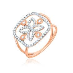 Bague diamant de rosée Véronique Leroy x Didier Guérin