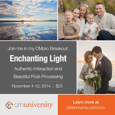 New Clickin Mom's Breakout released today (Nov 4th)! Join while it is live to win a CAMERA!!! All about light, interaction and post-processing!  You don't have to be a member to purchase!